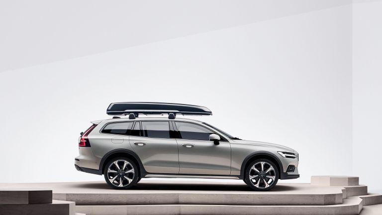 Volvo V60 Cross Country: stvořeno pro dobrodružství i pro život